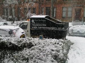 Winter Work in Renfrewshire
